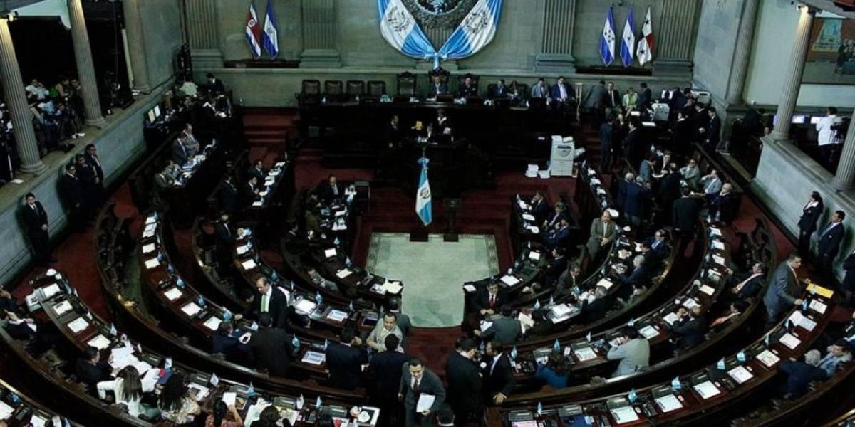 Diputados ven necesario crear una agenda de país para acabar con la crisis