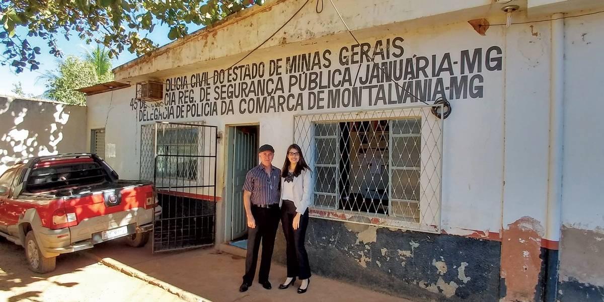 Falta até papel higiênico em delegacias do interior de Minas Gerais