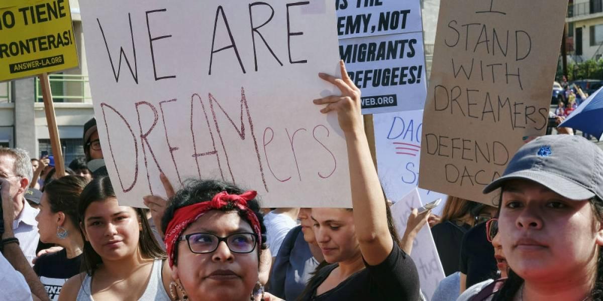 México presenta recurso ante Corte de EU a favor de 'dreamers'