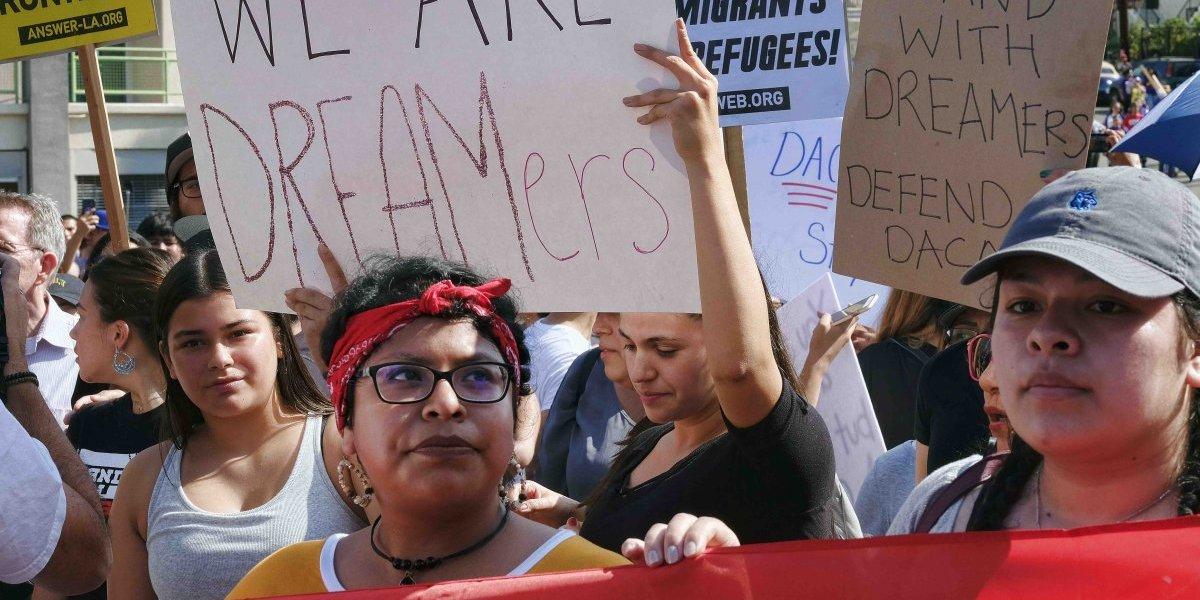 Trump anunciará fin del programa de dreamers