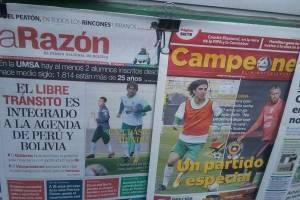 medios bolivianos