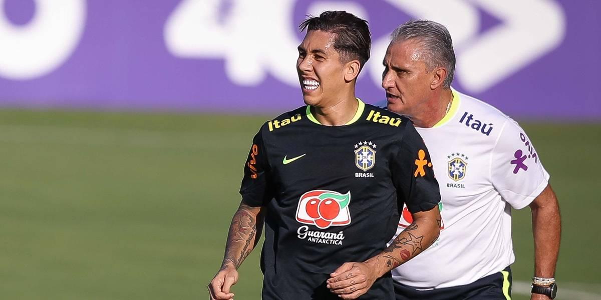 Copa do Mundo: torcida se divide entre Firmino e Gabriel Jesus como titular