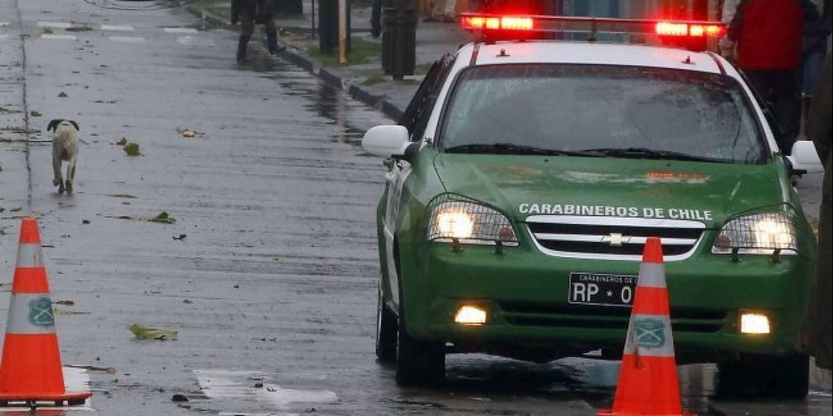 Asesinan a aspirante a carabinera en La Araucanía: sospechoso tenía condena por violación y estaba libre por buena conducta