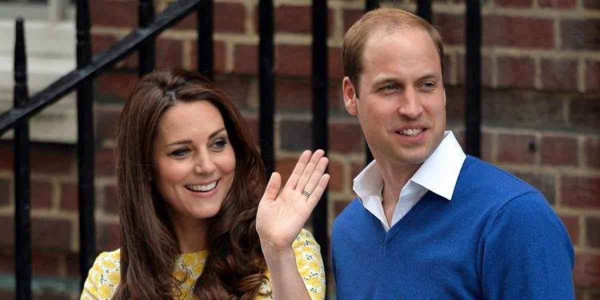 Aumenta la familia real británica: príncipe Guillermo y Kate Middleton esperan su tercer hijo