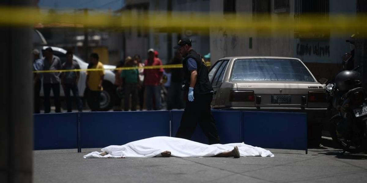 Asesinan a hombre en la zona 6, crimen pudo ser pasional