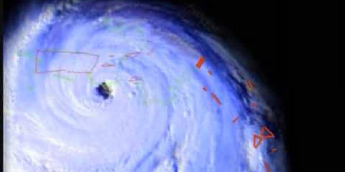 Tormentas y huracanes que pasaron por Puerto Rico