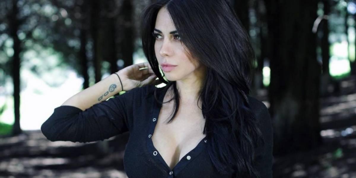 """Jimena Sánchez responde a un fan que la criticó por """"no saber nada"""" de la WWE"""