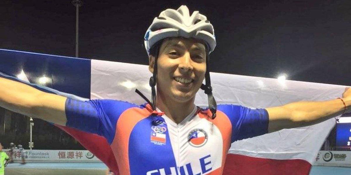 Un espectacular Lucas Silva logró el oro en patín carrera en los World Roller Games