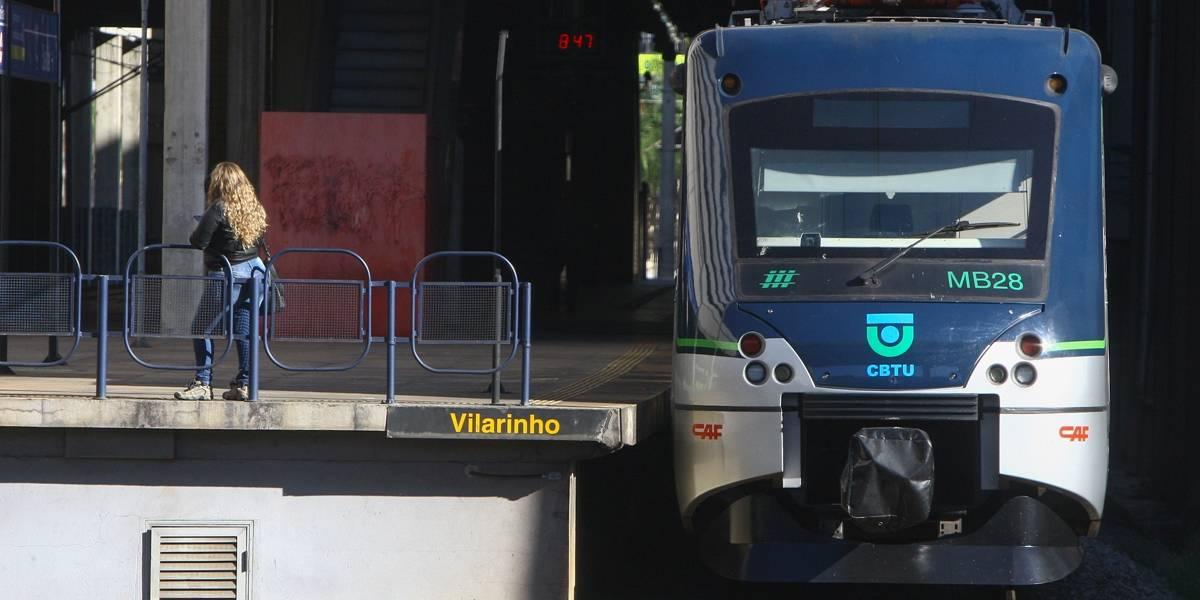 Obras de ampliação do metrô de Belo Horizonte começam em maio de 2018