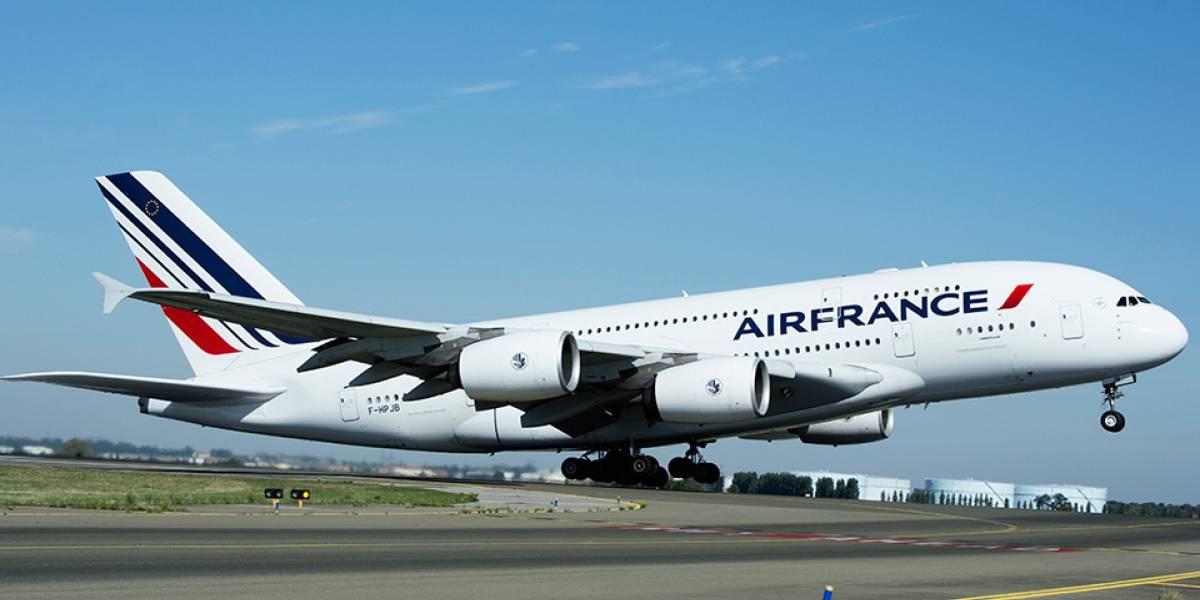 Air France cancelará mañana el 30% de sus vuelos por huelga laboral