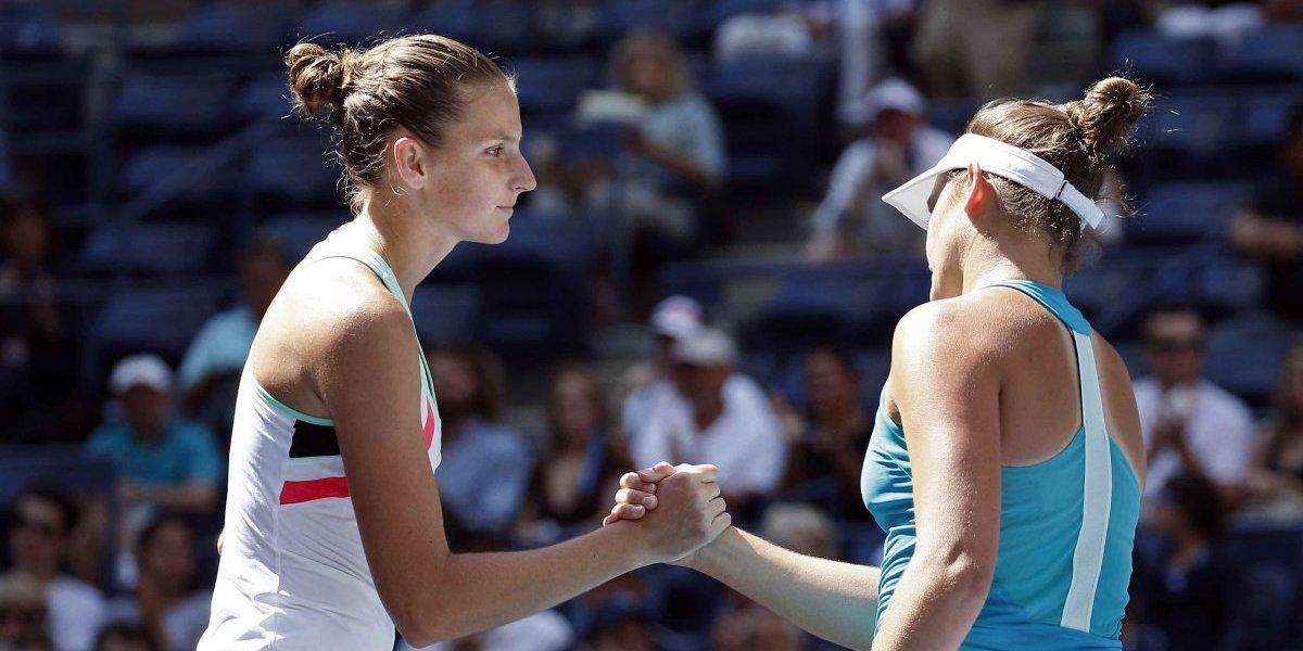 Favorita Pliskova luce imbatible rumbo a cuartos en US Open