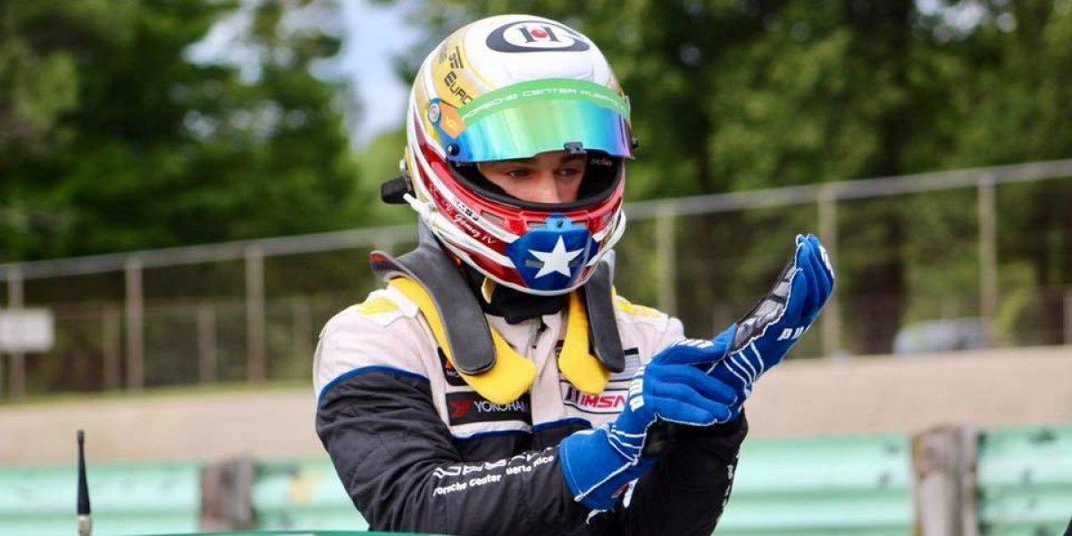 Avanza Víctor Gómez en el Porsche GT3 Cup Challenge