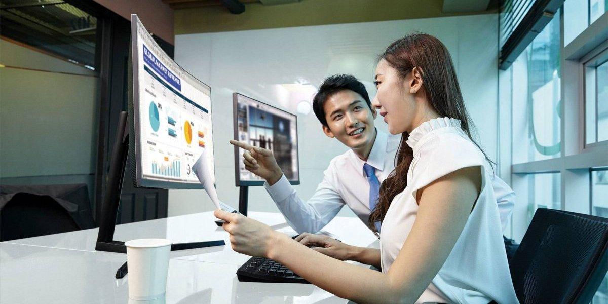 Samsung presenta tres nuevos monitores profesionales
