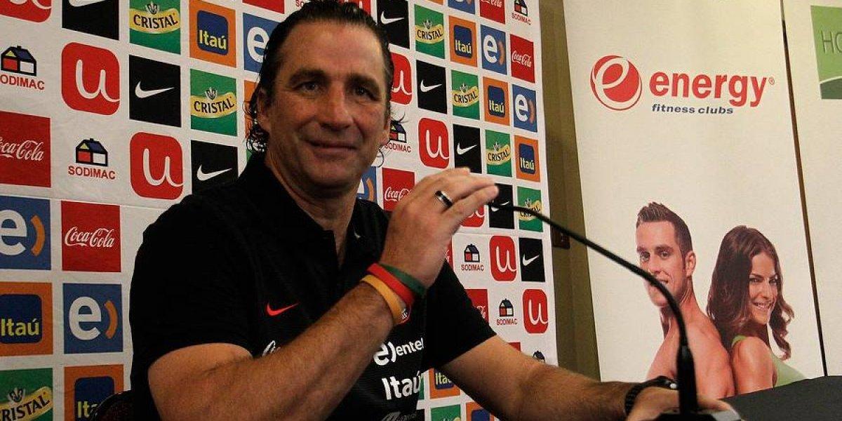 """Pizzi no ve más allá de Bolivia: """"Mi cabeza solo piensa en el partido de mañana"""""""