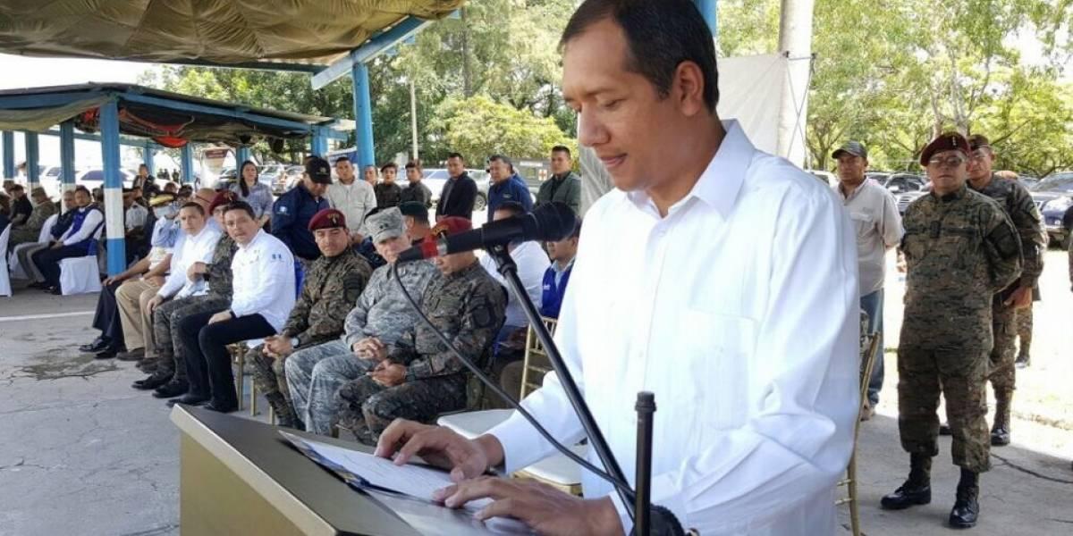 Juicio político contra ministro de Gobernación iniciará con más de 70 preguntas