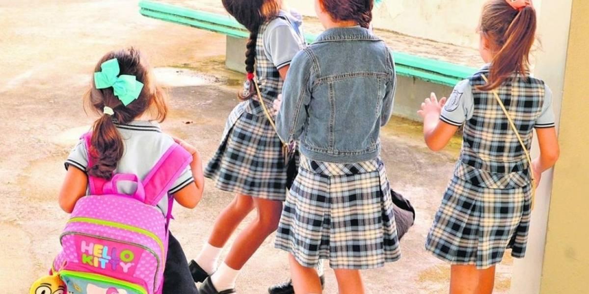 Ultiman cambios al calendario escolar tras el huracán María