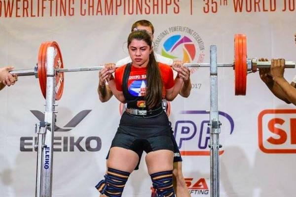 Mundial de Powerlifting