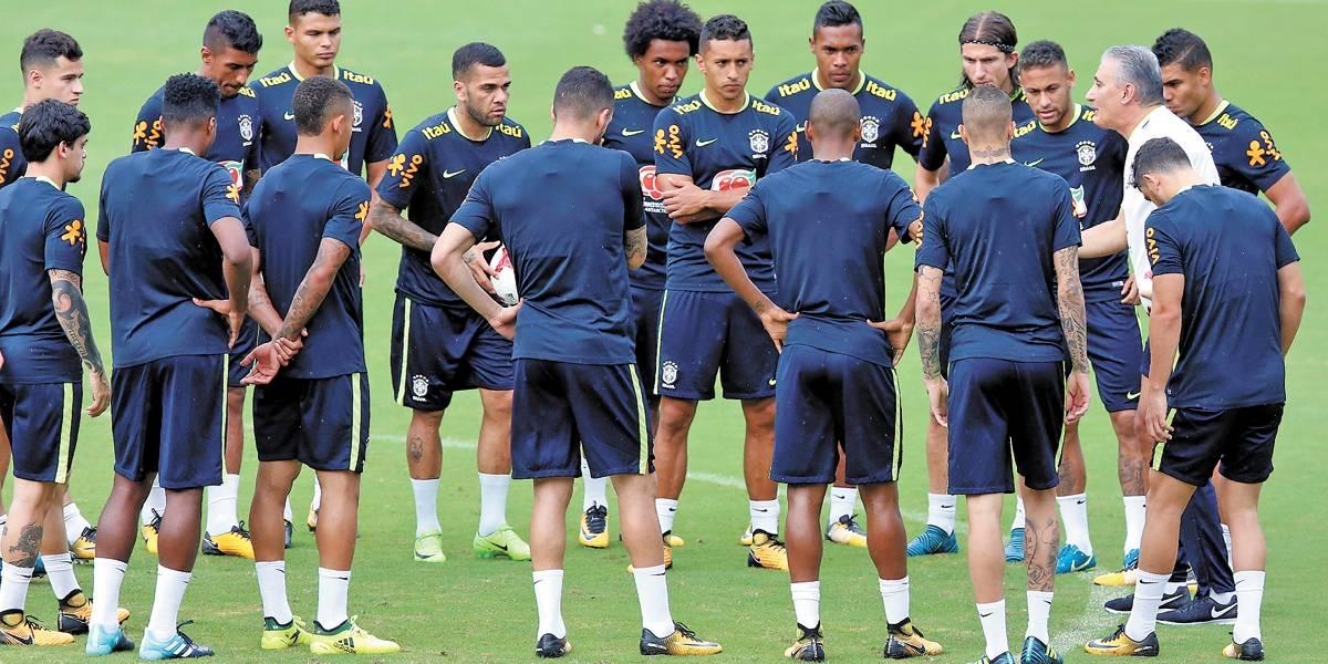 Copa do Mundo 2018: Seleção avalia período de treinamentos em Londres