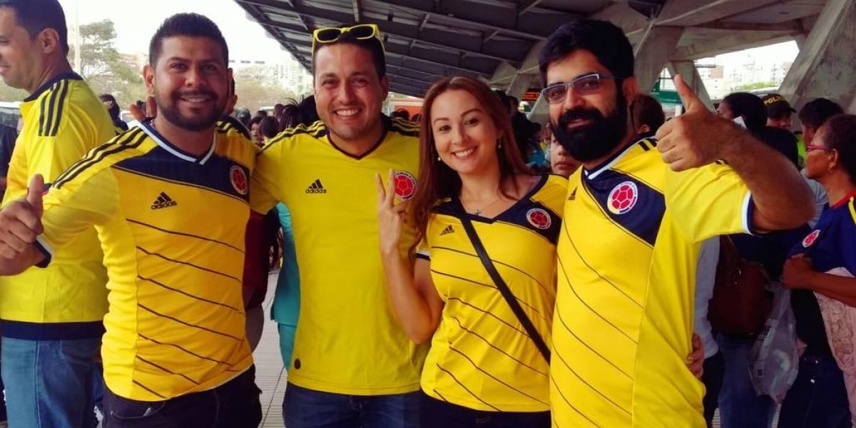 Así será la operación de Transmetro para el partido Colombia Vs Brasil