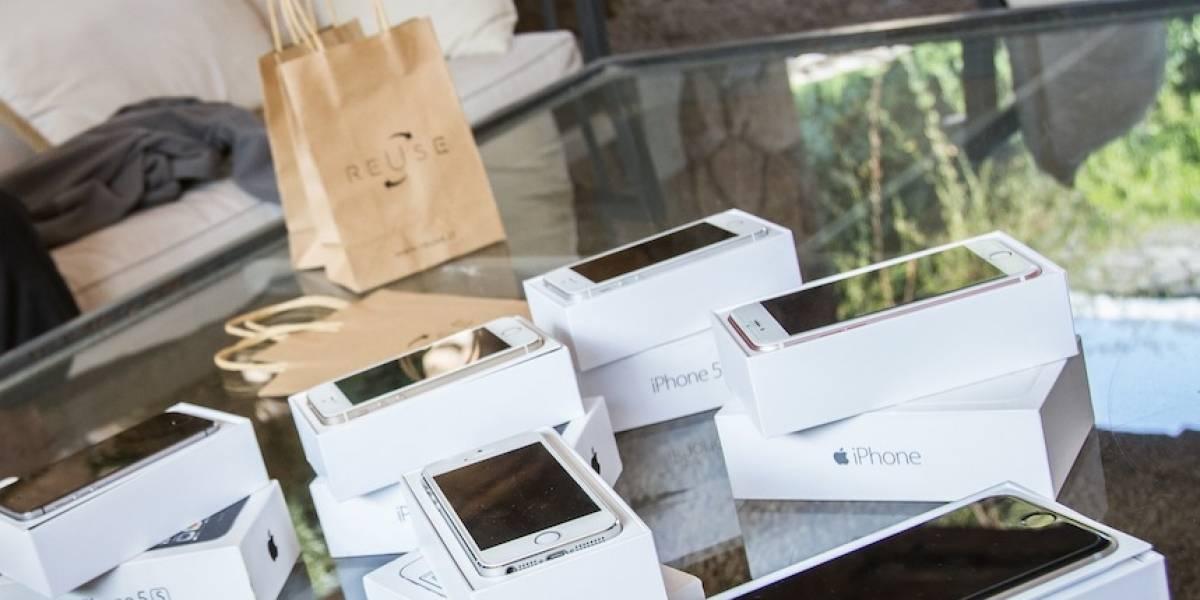 Reutilizar smartphones: La alternativa para acceder a un gama alta económico