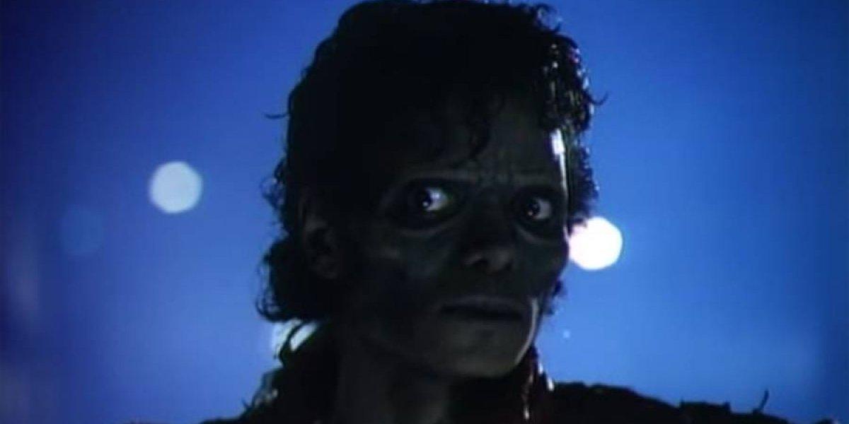 """Thriller"" de Michael Jackson se proyecta en 3D en Venecia"
