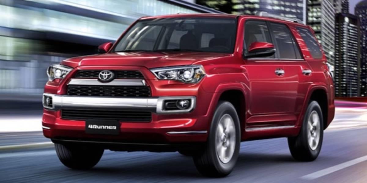 Toyota mejora sus modelos de tecnología conjunta para evitar choques