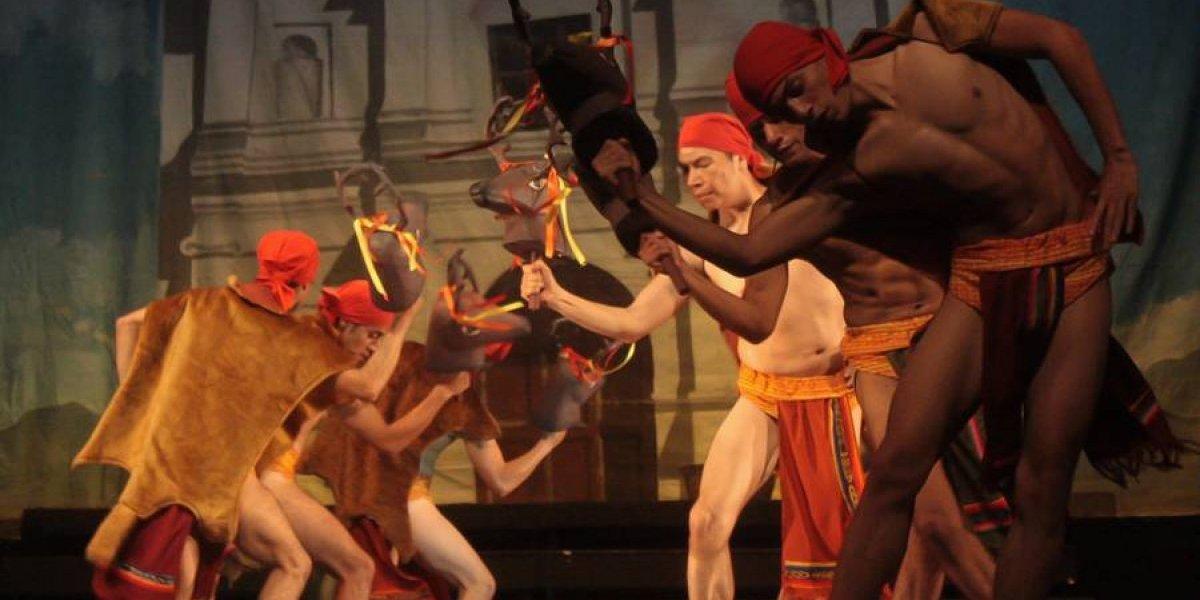 El Ballet Moderno y Folklórico celebrará con dos funciones