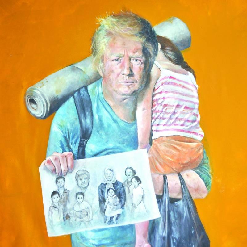 Donald Trump, presidente dos Estados Unidos | DIvulgação
