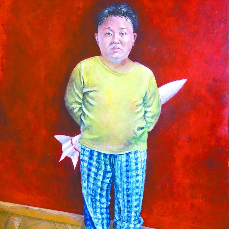 Kim Jong-un, líder da Coreia do Norte | DIvulgação