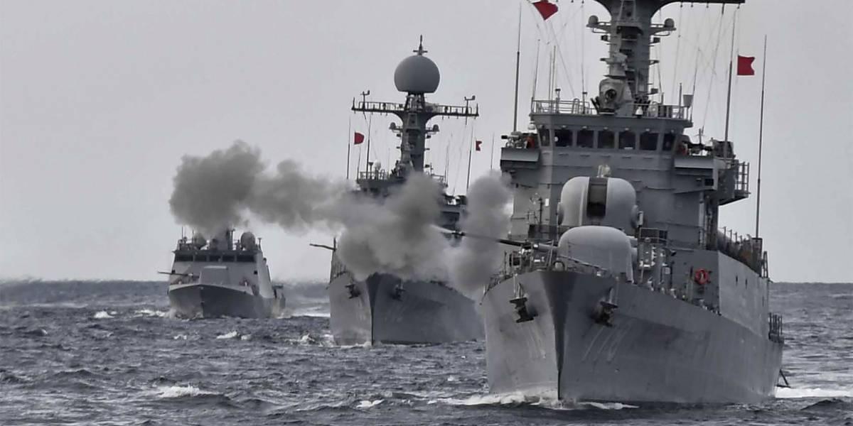 Seúl enfría vía de diálogo con Pyongyang realizando ejercicios militares con fuego real