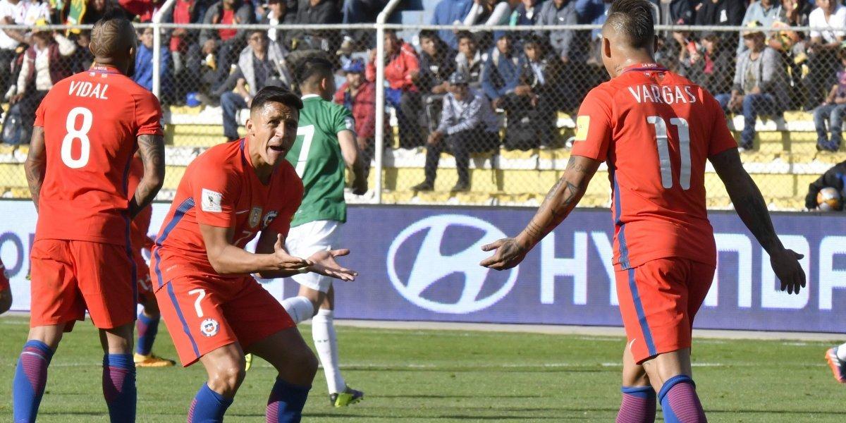 Así vivimos la dolorosa derrota de Chile ante Bolivia en La Paz