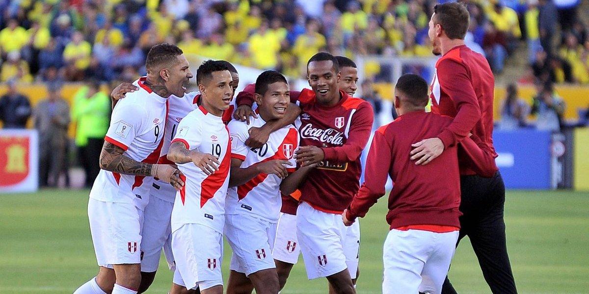 Perú dio el batacazo ante Ecuador en Quito y dejó a Chile desesperado en la tabla de las Clasificatorias