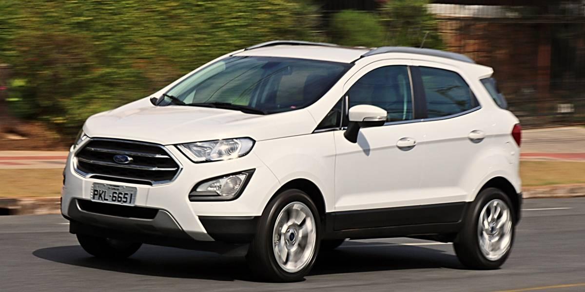Ford EcoSport 2.0 Titanium muda para brigar pelo mercado