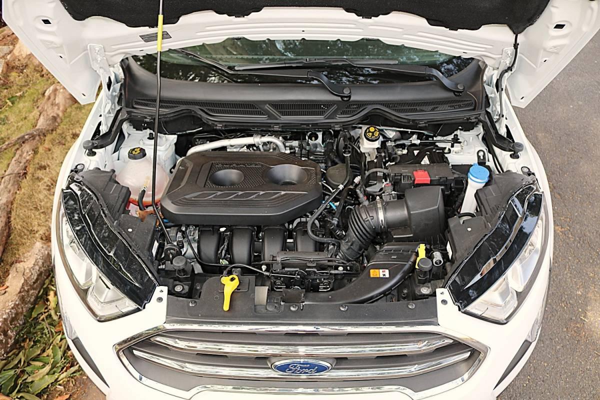 Motor 2.0 flex entrega 176 cv de portência | Divulgação