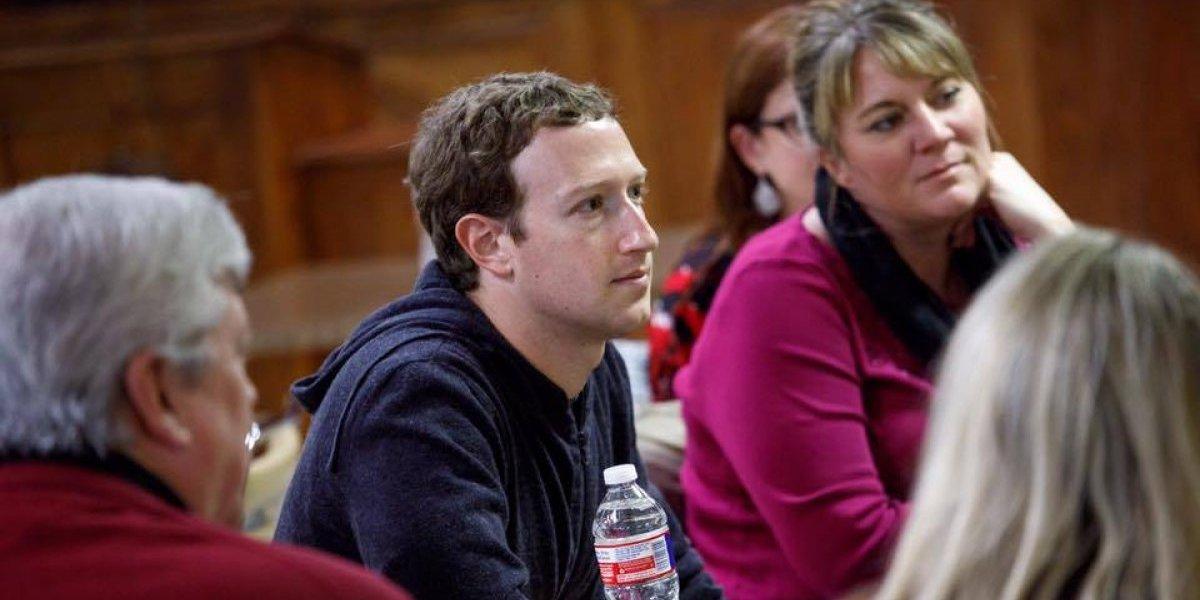 Es un día triste para el país: Zuckerberg tras cancelación de DACA