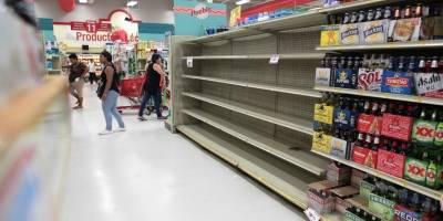 As imagens da destruição causada pelo furacão Irma
