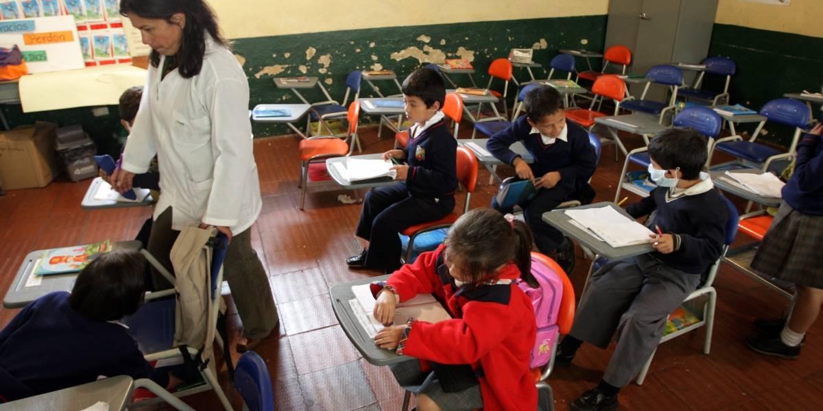 Recuerde que los colegios públicos de Bogotá no tendrán clase este jueves