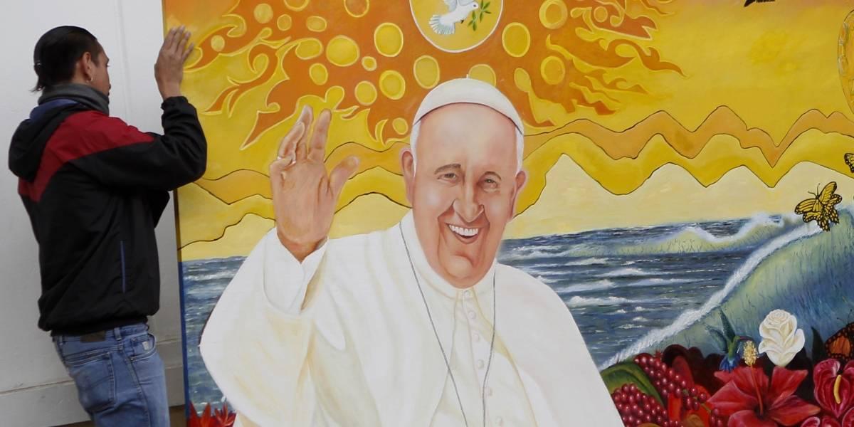 'Iré como peregrino de la paz': papa Francisco ante su visita a Colombia