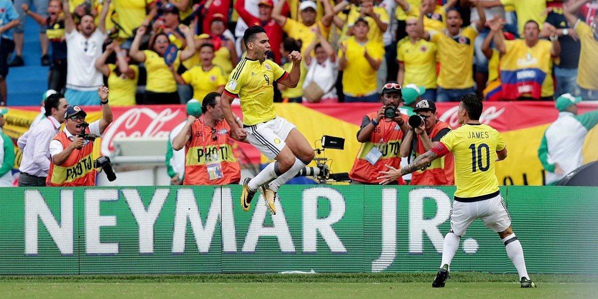 Pasito a pasito, puntito a puntito, Colombia se acerca al Mundial (1-1)