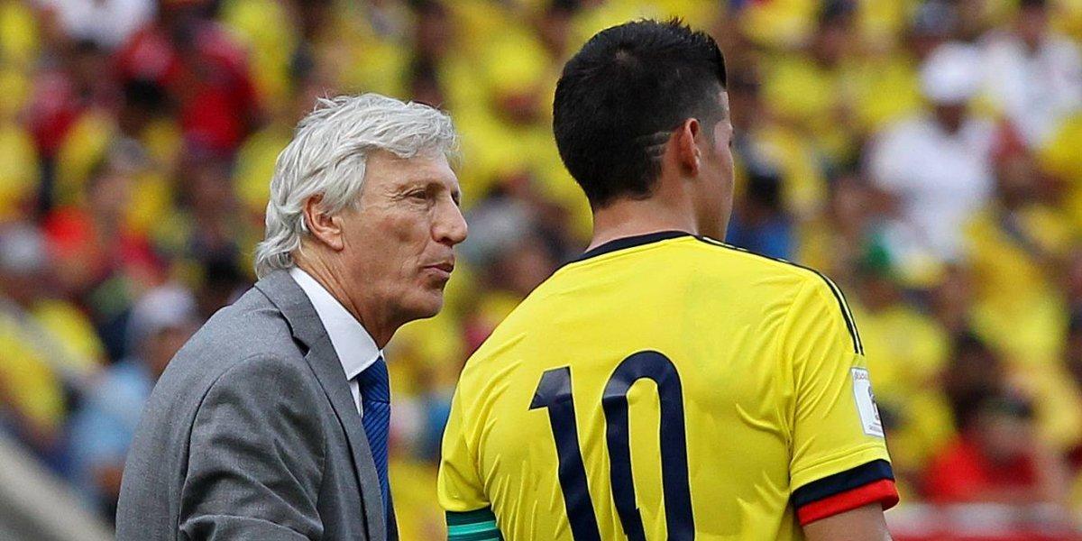 Confirmado: Así forma la Selección Colombia ante Brasil