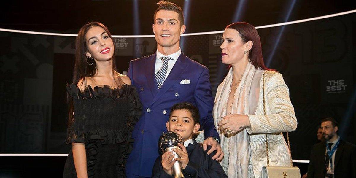 Mamá de Cristiano Ronaldo ya no soportaría a Georgina Rodríguez