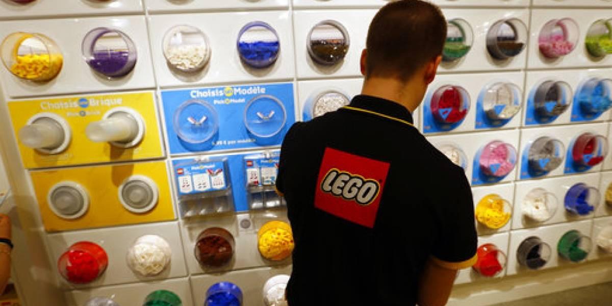 Lego eliminará más de mil empleos