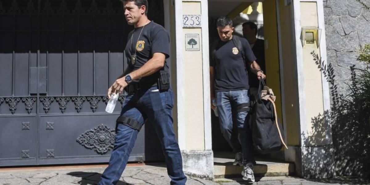 Allanamientos en Rio por presunta compra de votos para Juegos Olímpicos de 2016