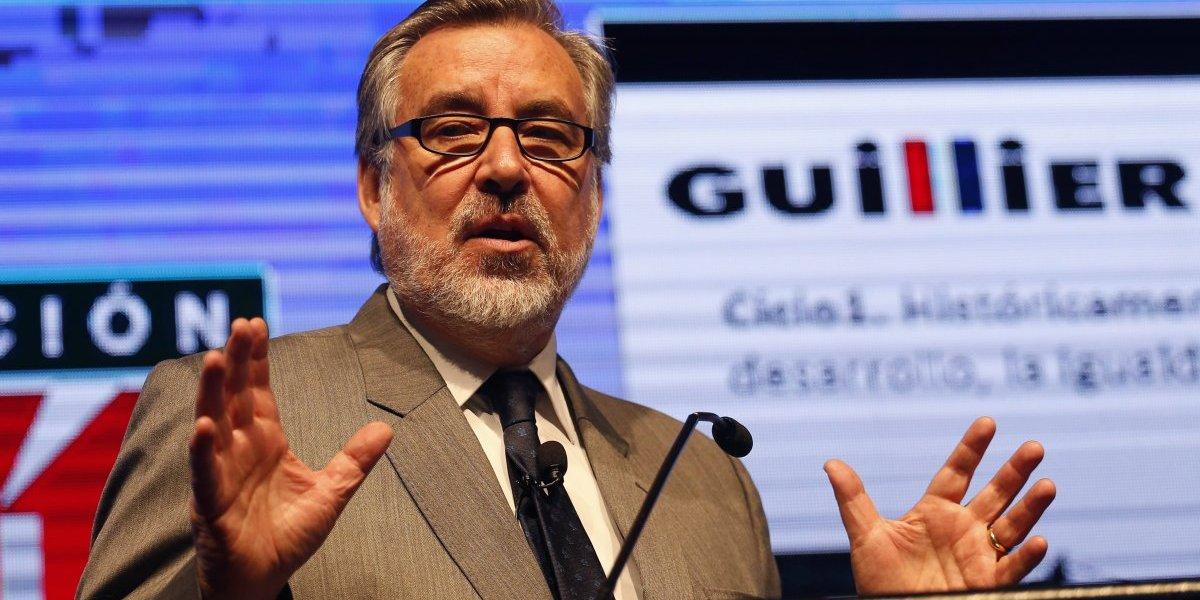 """Guillier y el """"copy paste"""": """"No pueden esperar que lea todos los informes"""""""