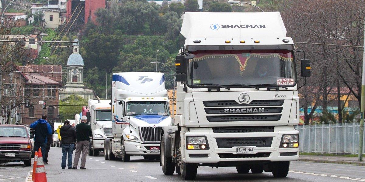 Camioneros chilenos acordaron con el Gobierno y no habrá paro