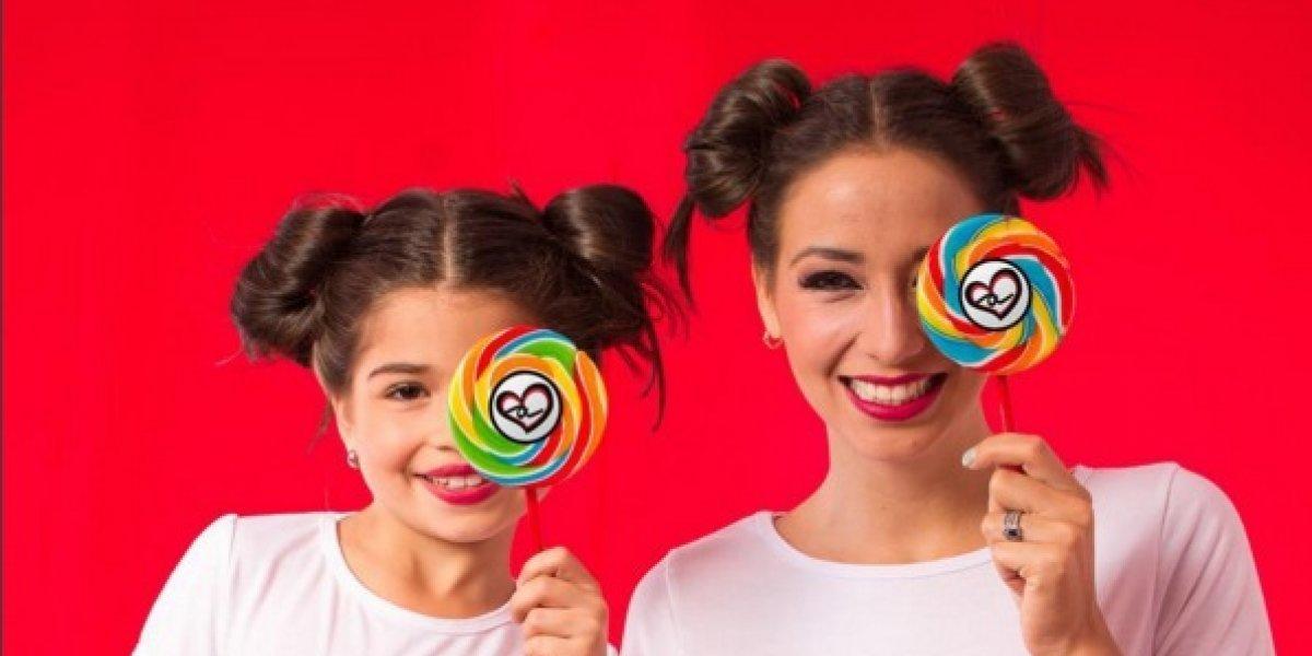 Aida Estrada lanza su propia línea de ropa para vestir igual que su hija