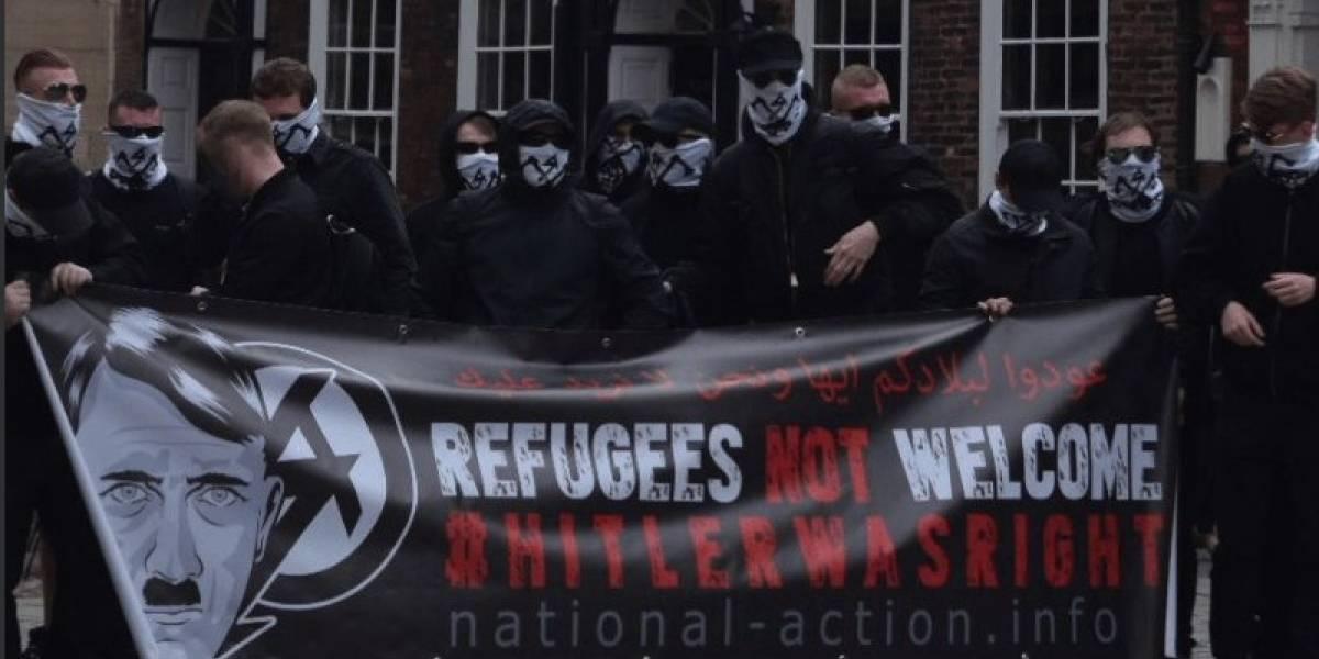Detienen a 4 militares en Reino Unido por  pertenecer a un grupo neonazi que preparaba atentados