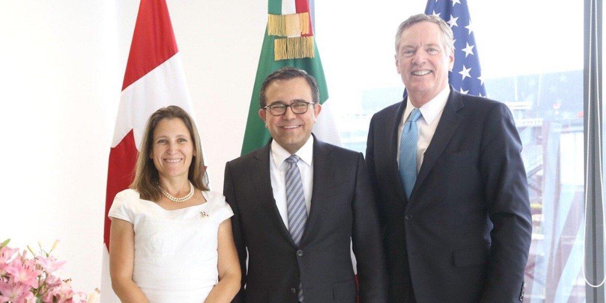 La OMC le pide a México ser creativo en renegociación del TLCAN