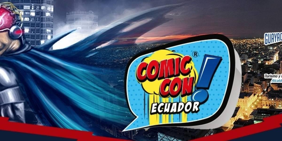 CNT EP estuvo presente en el Comic Con Ecuador 2017