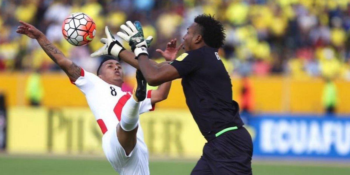 Así vivimos el triunfo de oro de Perú sobre Ecuador en Quito